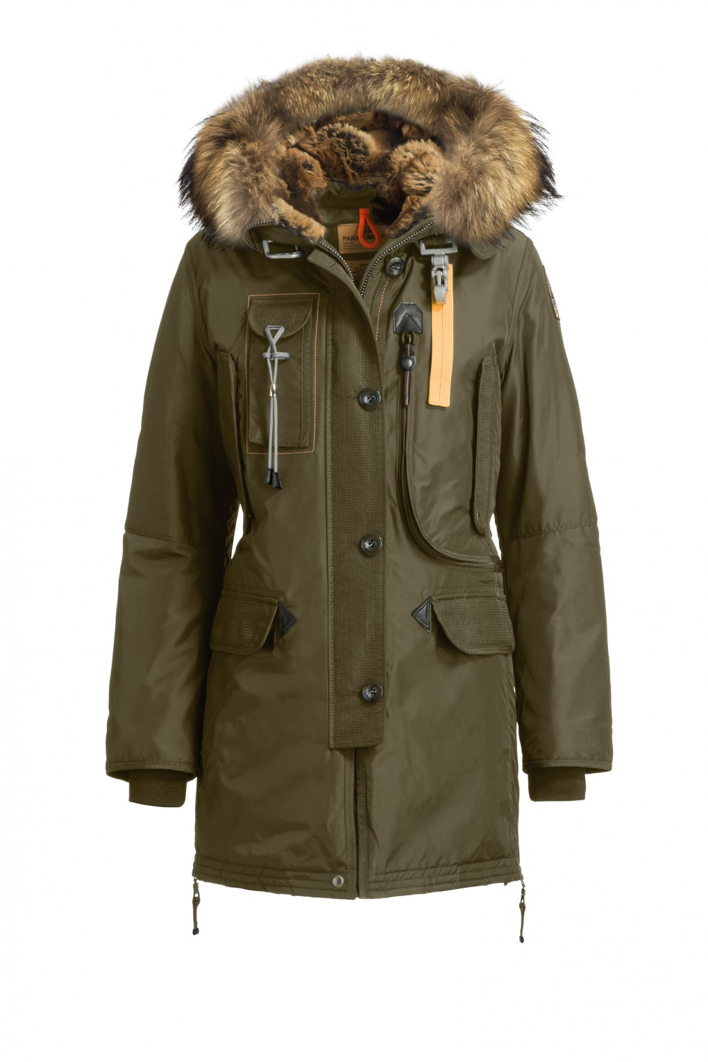 ... parajumpers kodiak parka elmwood winterjassen dames